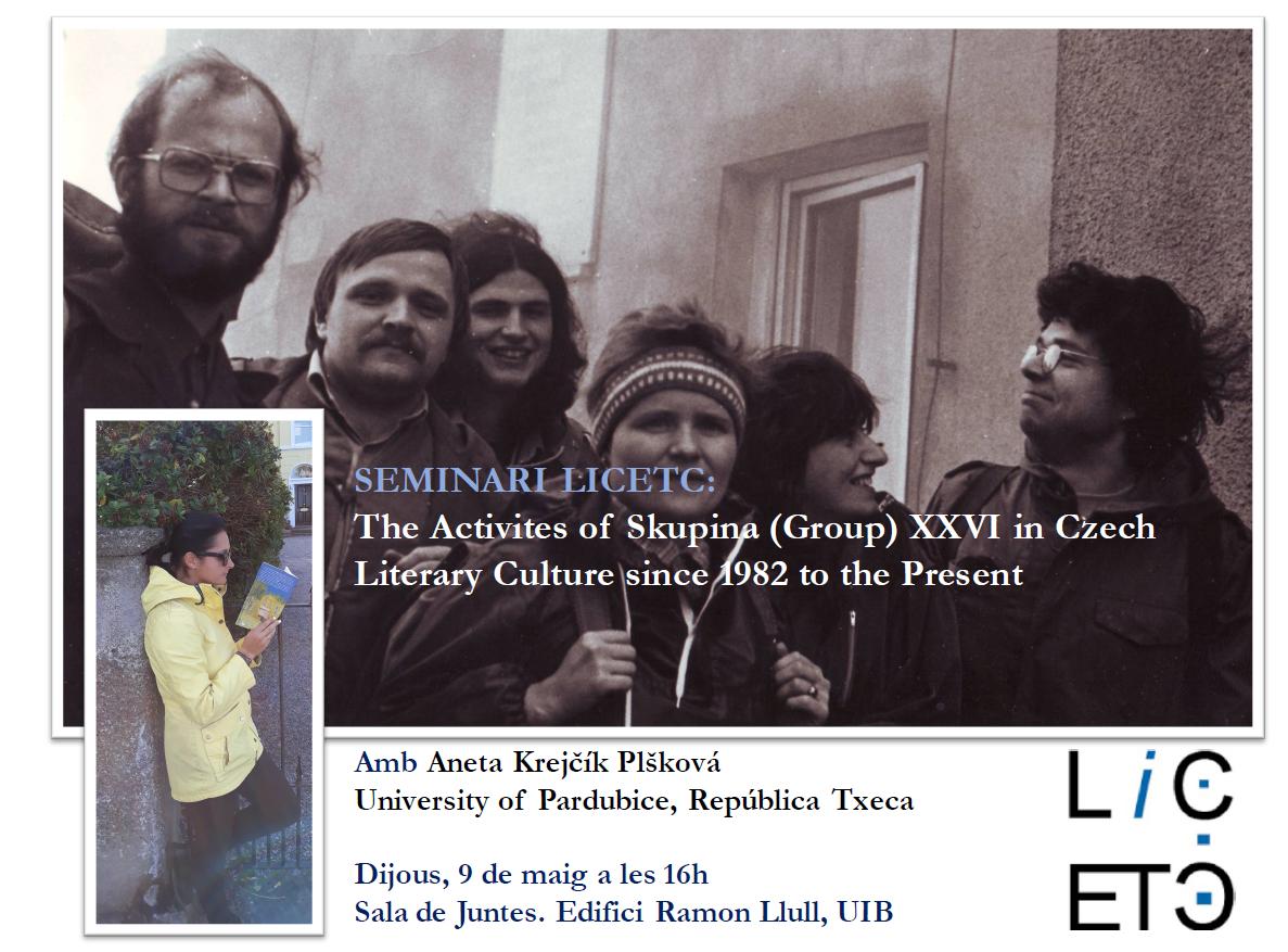 Seminari Aneta Krejcik Plsková