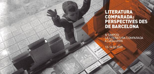 Literatura comparada: perspectives des de Barcelona