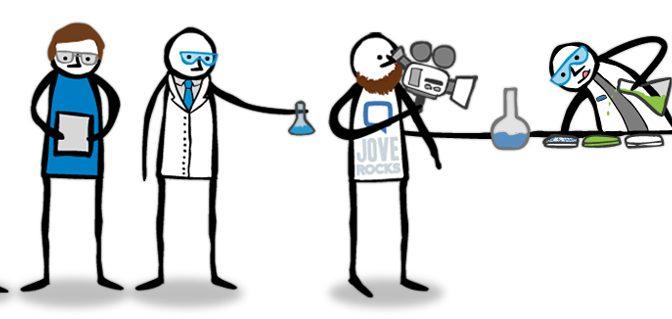 JoVE: el paper de l'investigador en la reproductibilitat de la investigació científica