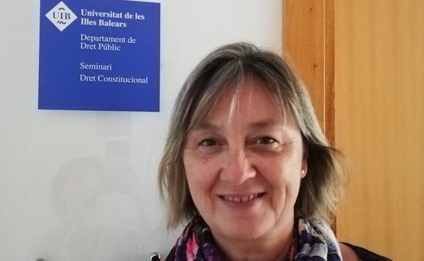 La professora Maria Ballester participa en les XX Jornades de la funció consultiva amb una ponència sobre els referèndums i les consultes populars