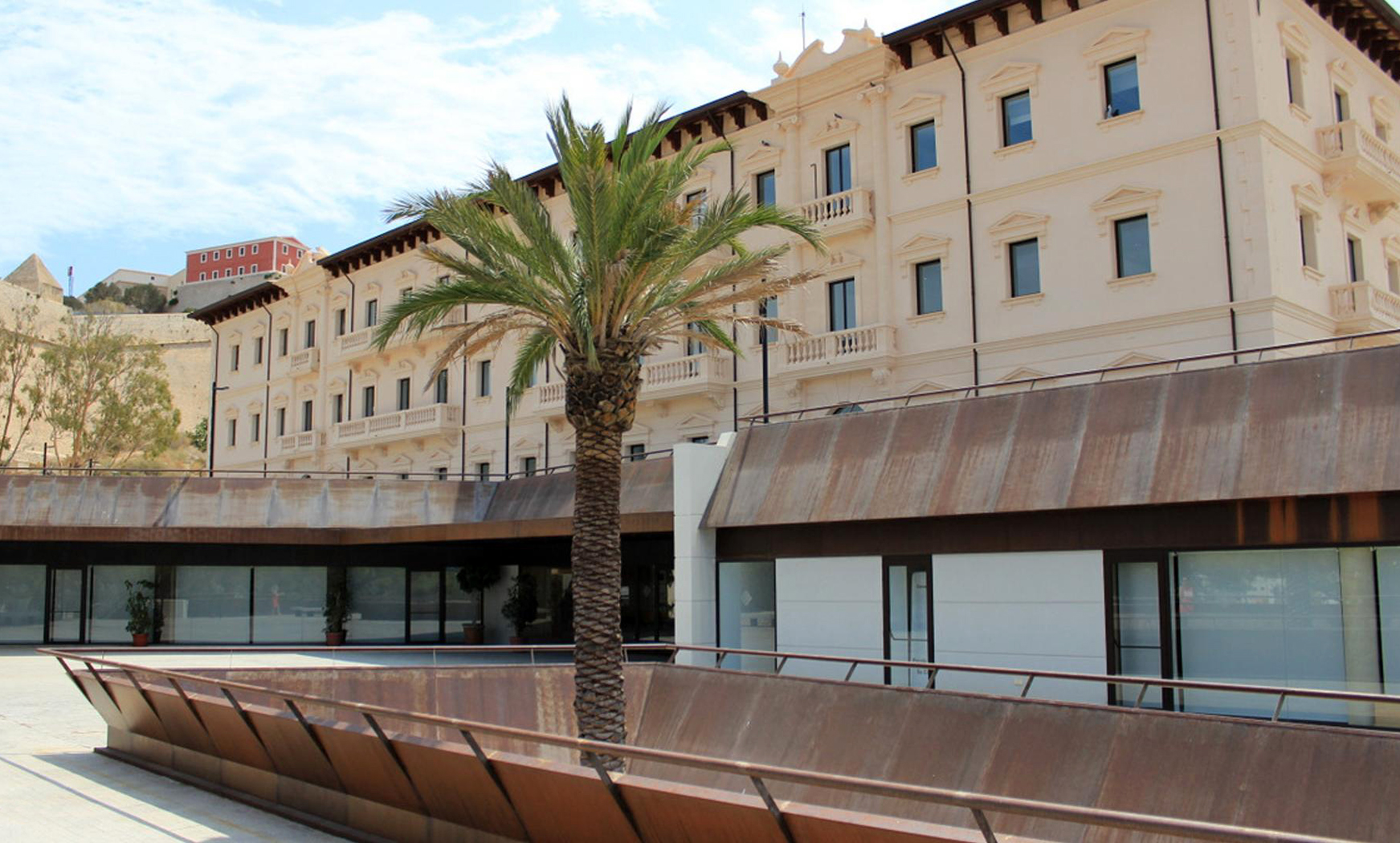 Off-campus Center of Eivissa and Formentera (UIB)